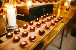 Beet Hors d'Oeuvres