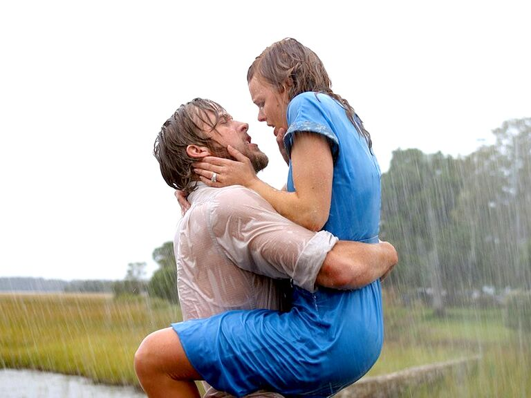 The Notebook famous movie couples