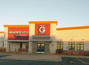 Granite City Food & Brewery-Eagan,MN