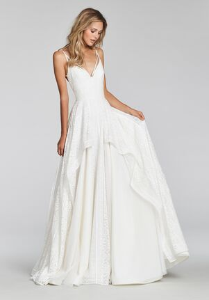 Blush by Hayley Paige Louie-1706 A-Line Wedding Dress
