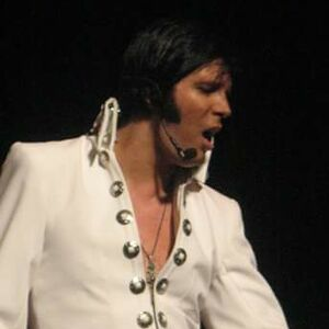 Bethlehem, PA Elvis Impersonator | Jay Allan- as seen on Travel Channel, MTV & VH1