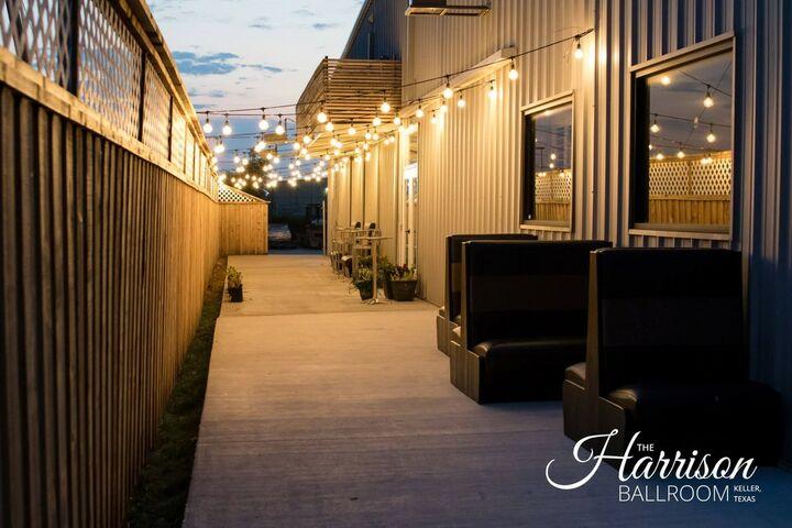 The Harrison Ballroom Reception Venues Fort Worth Tx