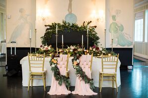 A Decadent Head Table