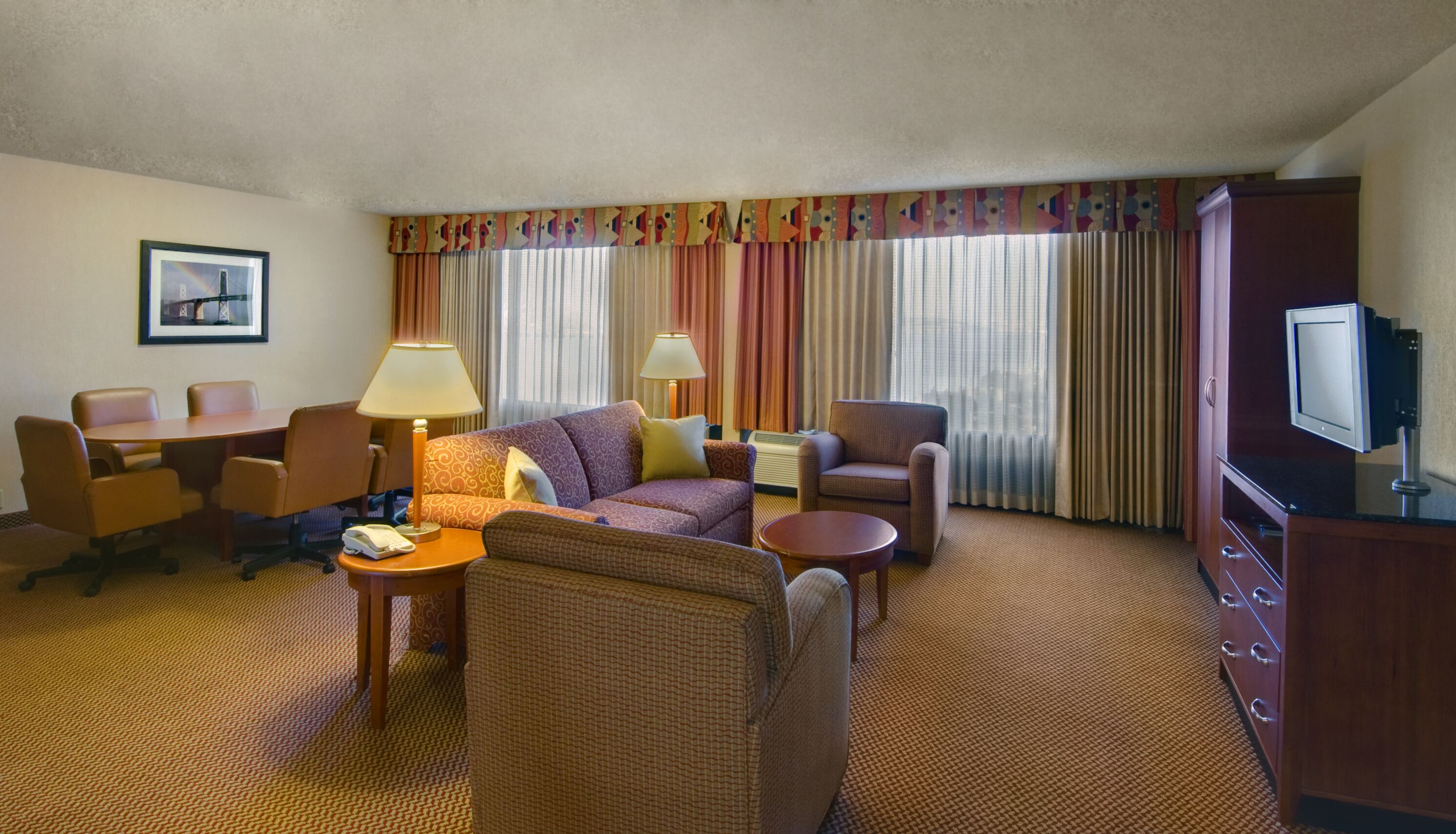 Hilton Garden Inn San Francisco Oakland Bay Bridge Hotel Ca 1 King Bed