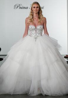 Pnina Tornai for Kleinfeld 4722 Ball Gown Wedding Dress