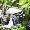 A Romantic Garden Wedding in Fayetteville, AR