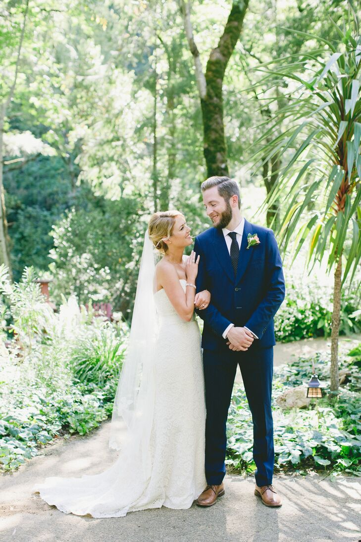 """""""Patrick and I wanted our wedding to be easy, but we also wanted it to be something we created,"""" Melanie says. """"We wanted a wedding planner to help coordinate all the various vendors, but most important, we wanted things done our way with our touch."""""""