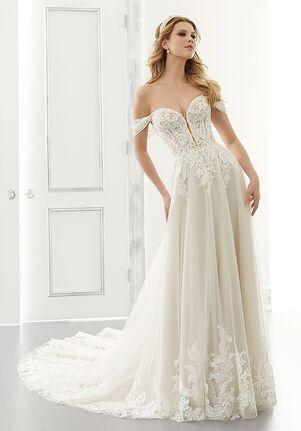 Morilee by Madeline Gardner Adrianna A-Line Wedding Dress