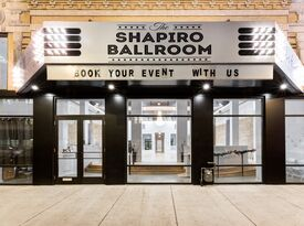 The Shapiro Ballroom - Ballroom - Chicago, IL