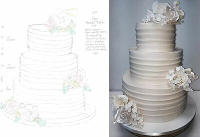 Charlotte Neuville Cakes + Confections