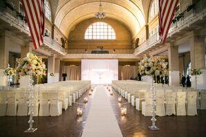 Ellis Island Registry Room Ceremony