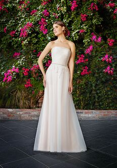 Moonlight Tango T771 A-Line Wedding Dress