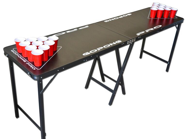 GoPong Premium beer pong table