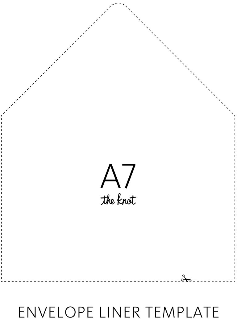 envelope dimensions