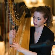Colorado Springs, CO Harp | Jenna Hunt Music
