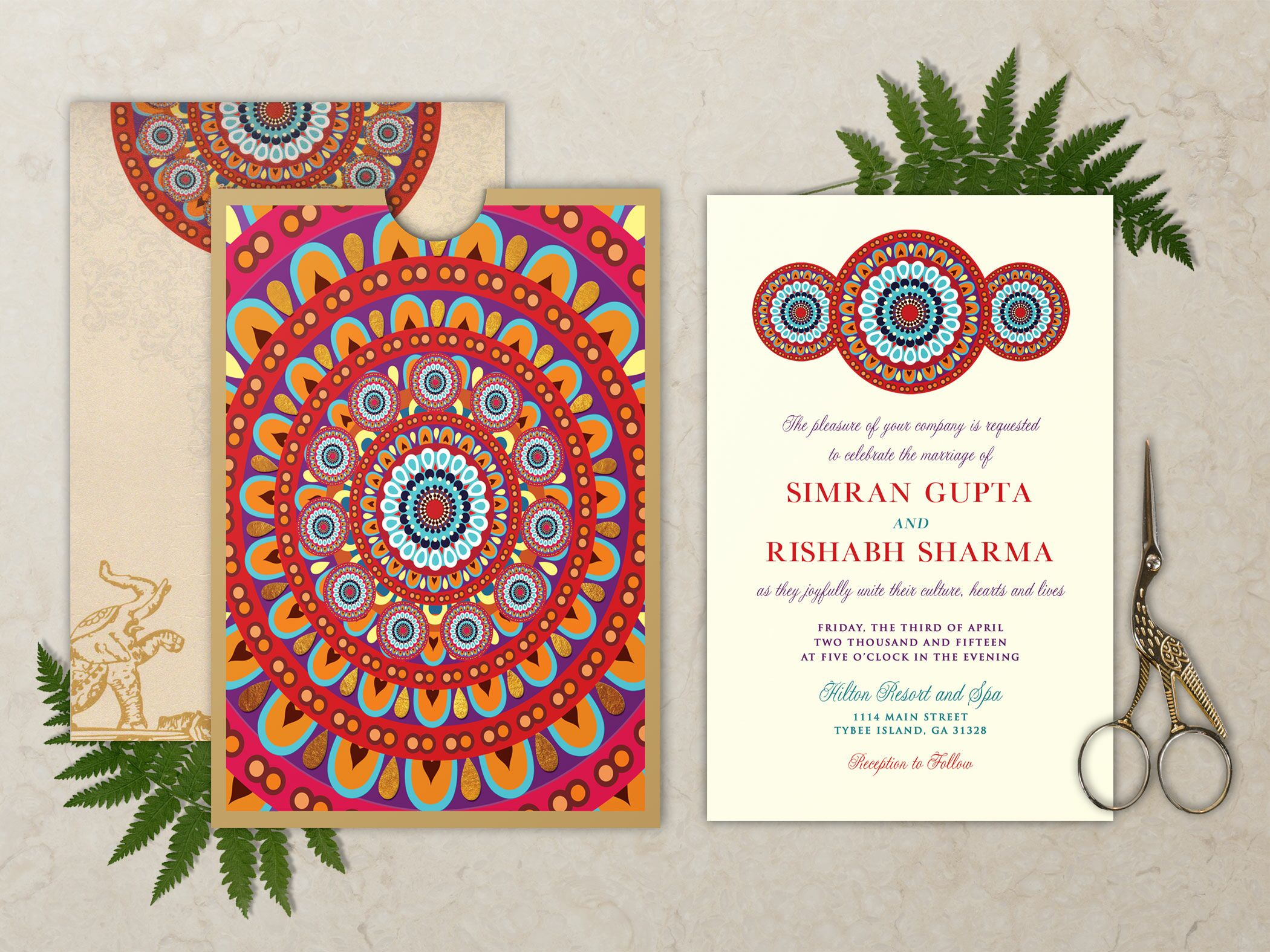 Invitations + Paper in Houston, TX - The Knot