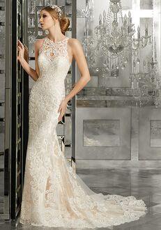 Morilee by Madeline Gardner Mimi   Style 8173 Sheath Wedding Dress