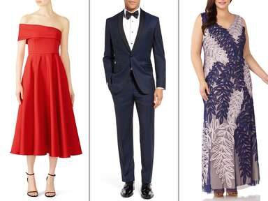 What to Wear to a Formal Wedding