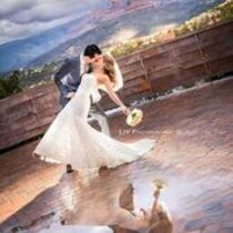 Wedding venues in sedona az the knot agave of sedona wedding and event center junglespirit Images