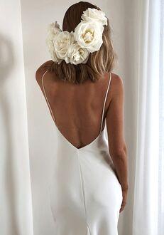 Grace Loves Lace Summer Sheath Wedding Dress