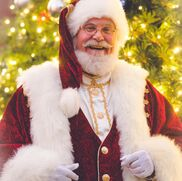 Orange, CA Santa Claus | The Pure Imagination Party Company