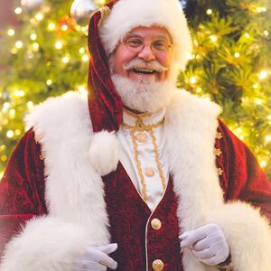 Orange, CA Santa Claus | Best Santa for Hire