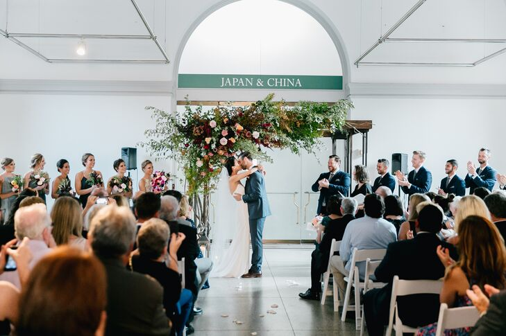 Simple Ceremony at Penn Museum