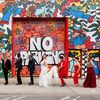 An Industrial, Multicultural Wedding at 501 Union in Brooklyn, New York