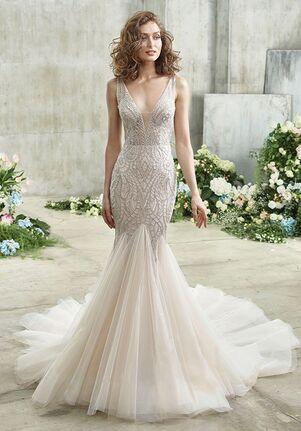 Badgley Mischka Bride ELLIS Mermaid Wedding Dress