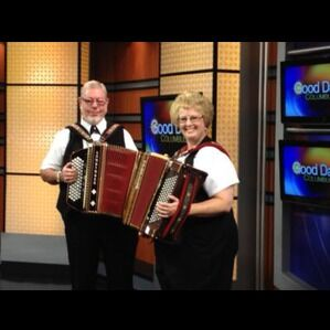 Marysville, OH Accordion Player | Ken & Mary Turbo Accordions