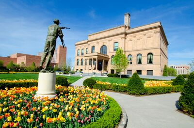 World Food Prize Hall of Laureates
