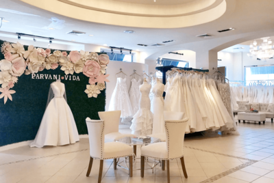 Parvani Vida Bridal Salon