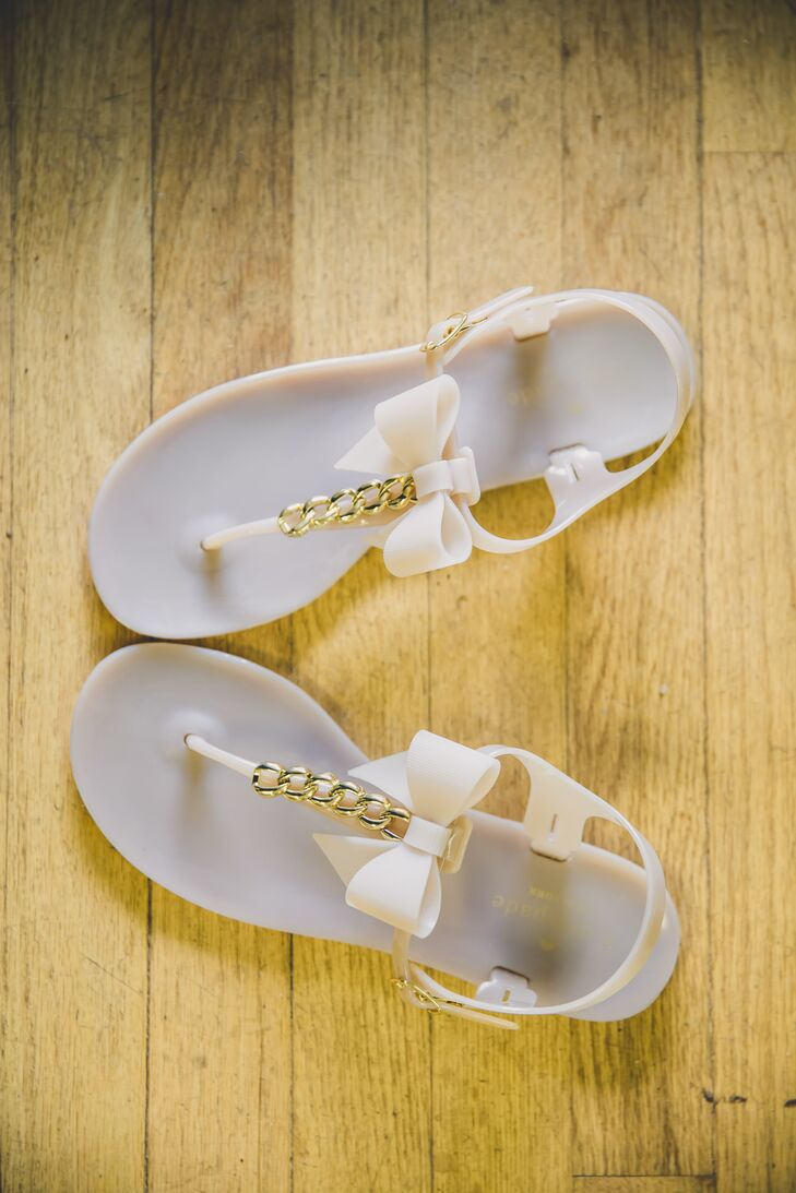 Kate Spade Wedding Sandals