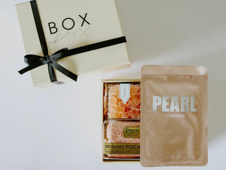 BoxFox bridesmaid box