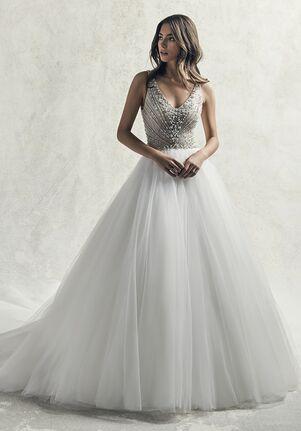 Sottero and Midgley Bardot Wedding Dress