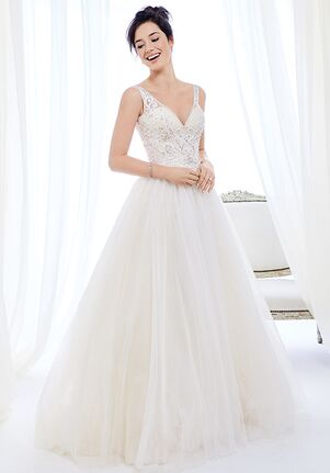 Kenneth Winston: Ella Rosa Collection BE389 Ball Gown Wedding Dress