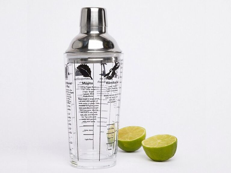 mix master cocktail shaker 16 oz