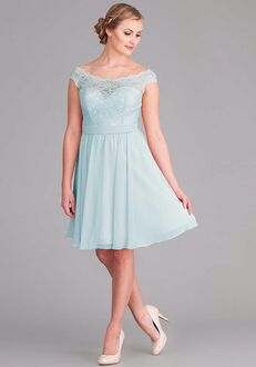 Kennedy Blue Brynn Bateau Bridesmaid Dress