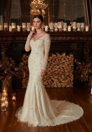 Amaré Couture C162 Luna Mermaid Wedding Dress