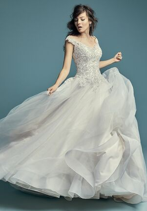 Maggie Sottero Eden A-Line Wedding Dress