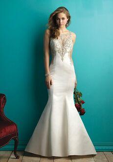 Allure Bridals 9252 Sheath Wedding Dress