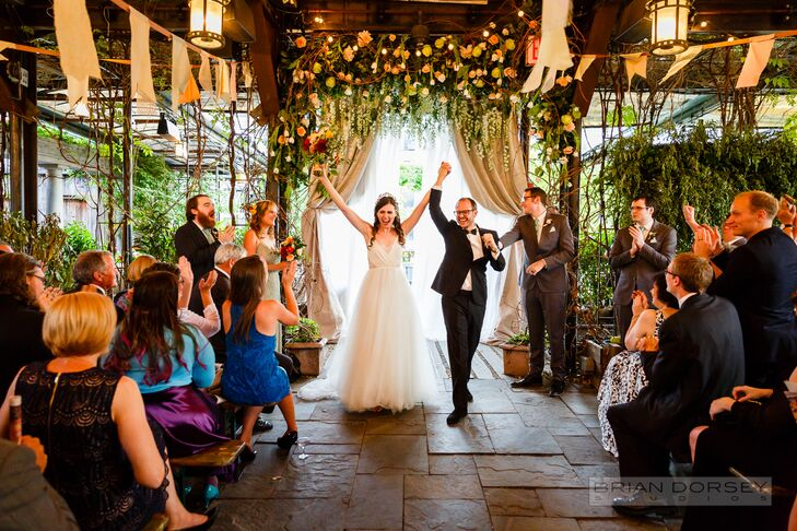 Recessional at Gallow Green at The McKittrick Hotel, New  York