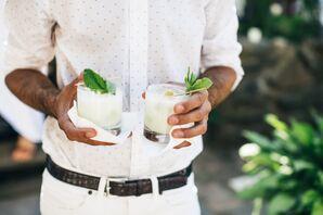 All-White, Backyard Celebration
