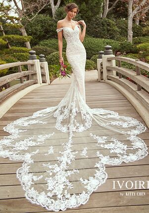IVOIRE by KITTY CHEN LILLIANA, V2002 Mermaid Wedding Dress
