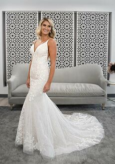Stella York 7266 Mermaid Wedding Dress