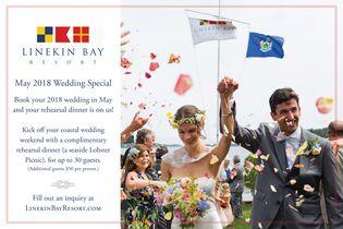 Wedding venues in portland me the knot linekin bay resort junglespirit Choice Image