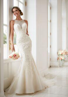 Stella York 6435 Sheath Wedding Dress