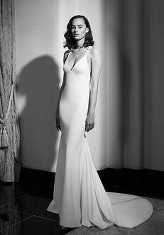 Viktor&Rolf Mariage CROSS-BACK DAISY MERMAID Mermaid Wedding Dress
