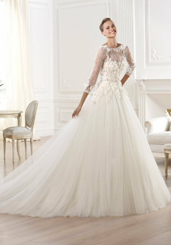 elie saab wedding dresses elie by elie saab for pronovias lacerta wedding dress 3881
