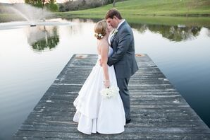 Paige and Scott's Elegant Tennessee Wedding